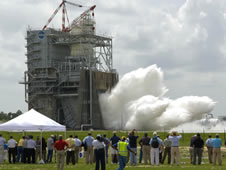 Stennis conducts last planned test