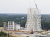 Construction on the A-3 Test Stand at NASA's John C. Stennis Space Center continued throughout 2009.