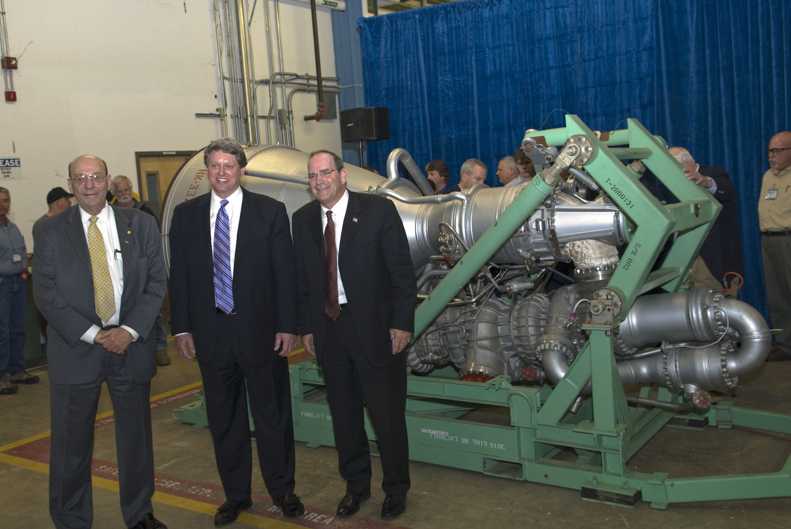 NASA - Stennis Announces New Rocket Engine Testing Opportunity