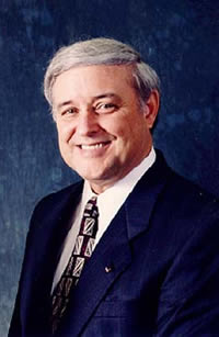 Stennis Space Center Director Roy S. Estess