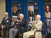 Current and former leaders discuss the growth of NASA's John C. Stennis Space Center in south Mississippi during a Legends Lecture Series.