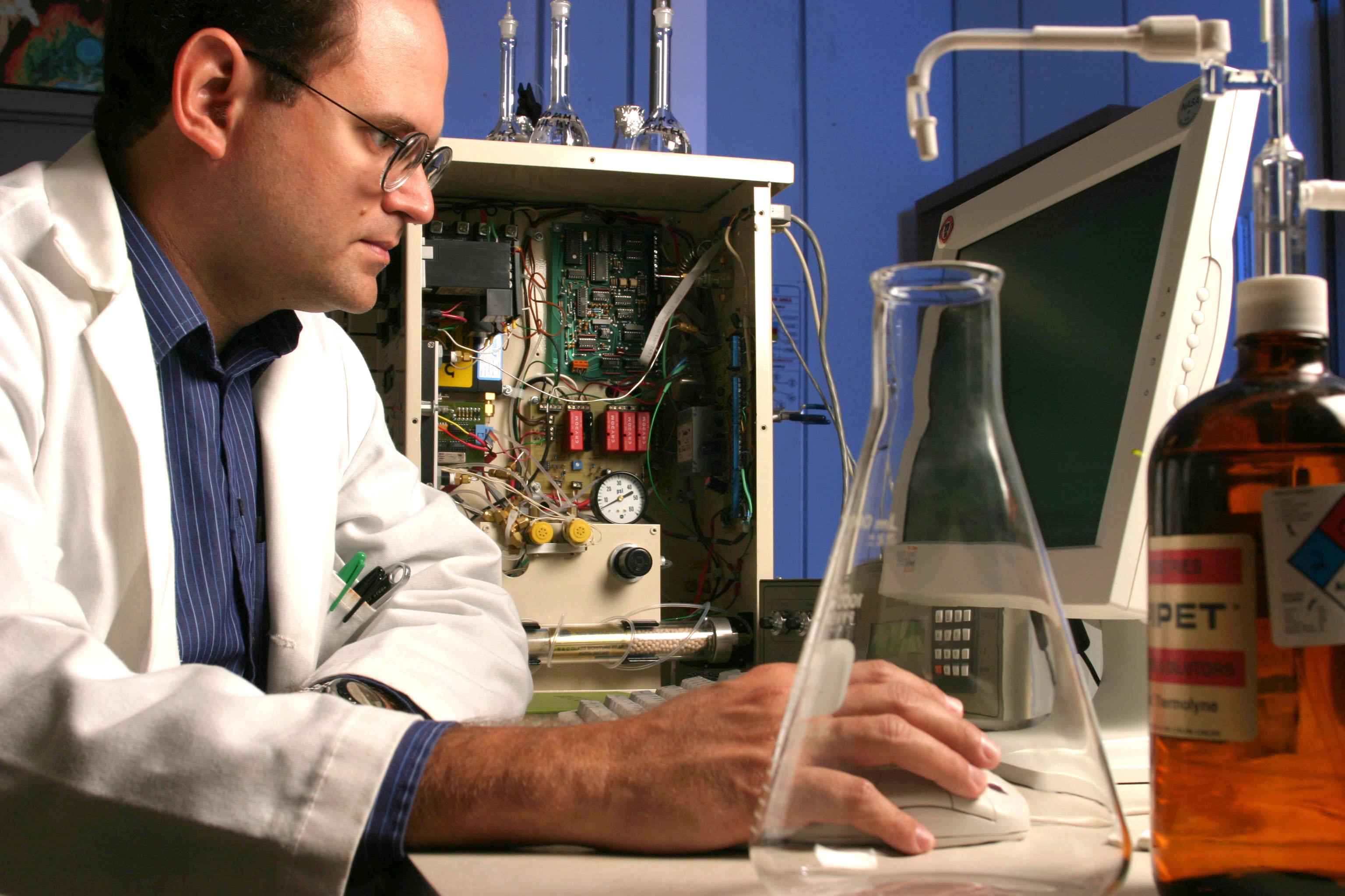 nasa scientist - photo #1