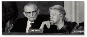 Thumbnail - Senator Stennis and Senator Smith