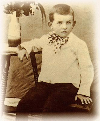 Photo - John Stennis as a Boy