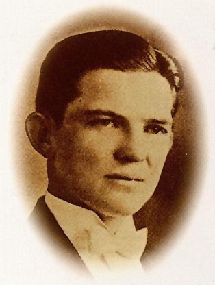 Photo - John Stennis as a Young Man