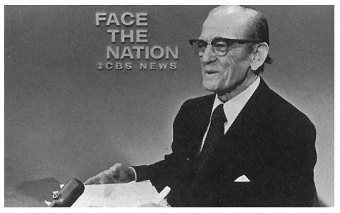 Photo - Senator Stennis on Face the Nation