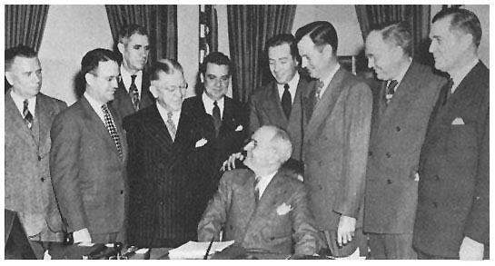 When Is President Day >> NASA - Photo - Senator Stennis with President Harry Truman