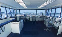 Inside the Control Tower