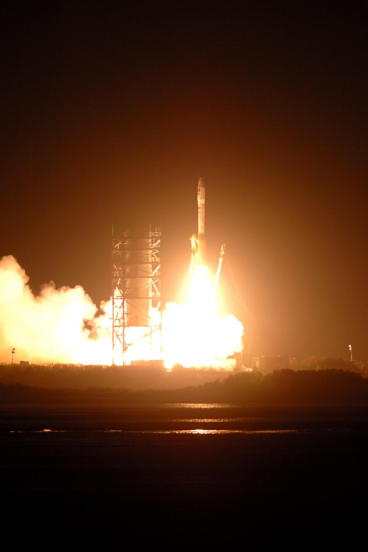 NASA NFIRE Mission Information
