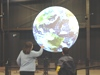 Science on the Sphere exhibit