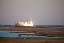 TacSat-3 launches from Wallops Island