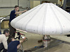 Inflatable Re-entry Vehicle Experiment (IRVE)