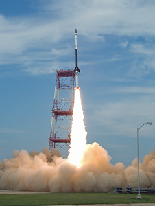 IRVE 2 launch