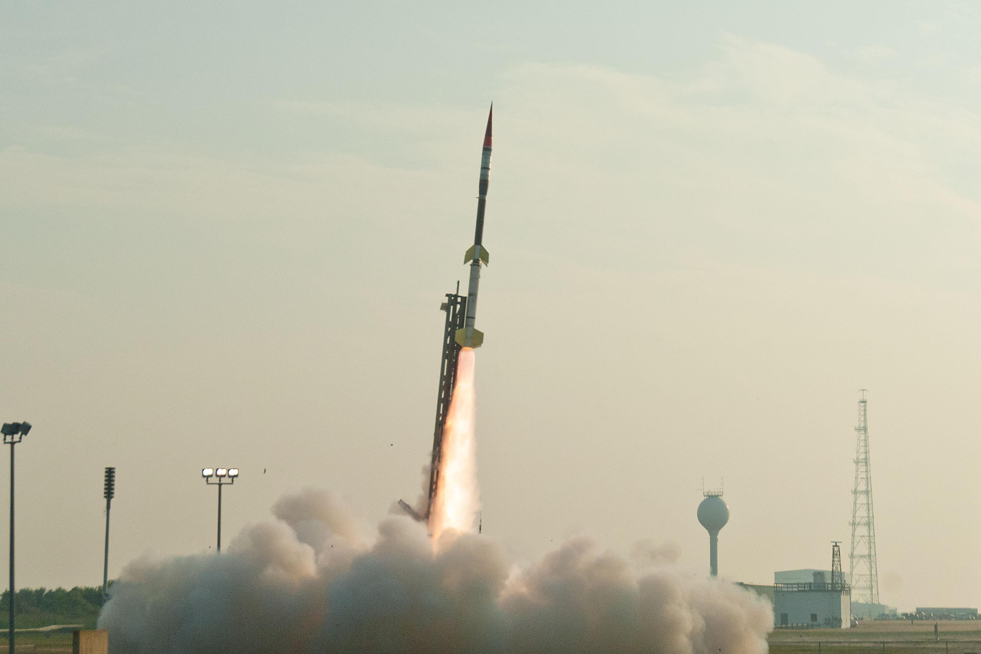 nasa wallops rocket launch - photo #24