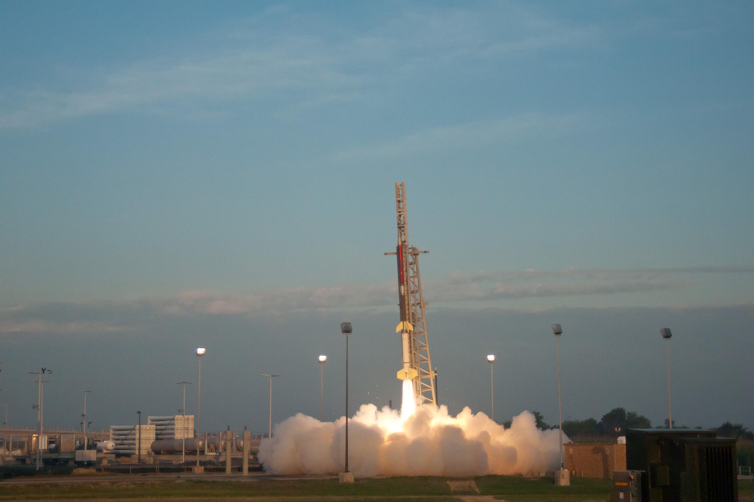 nasa wallops rocket launch - photo #26
