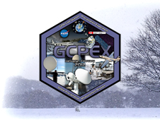 Logo for GCPEx: the GPM Cold-season Precipitation Experiment