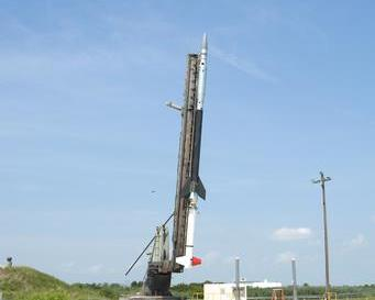 Black Brant IX Sounding Rocket