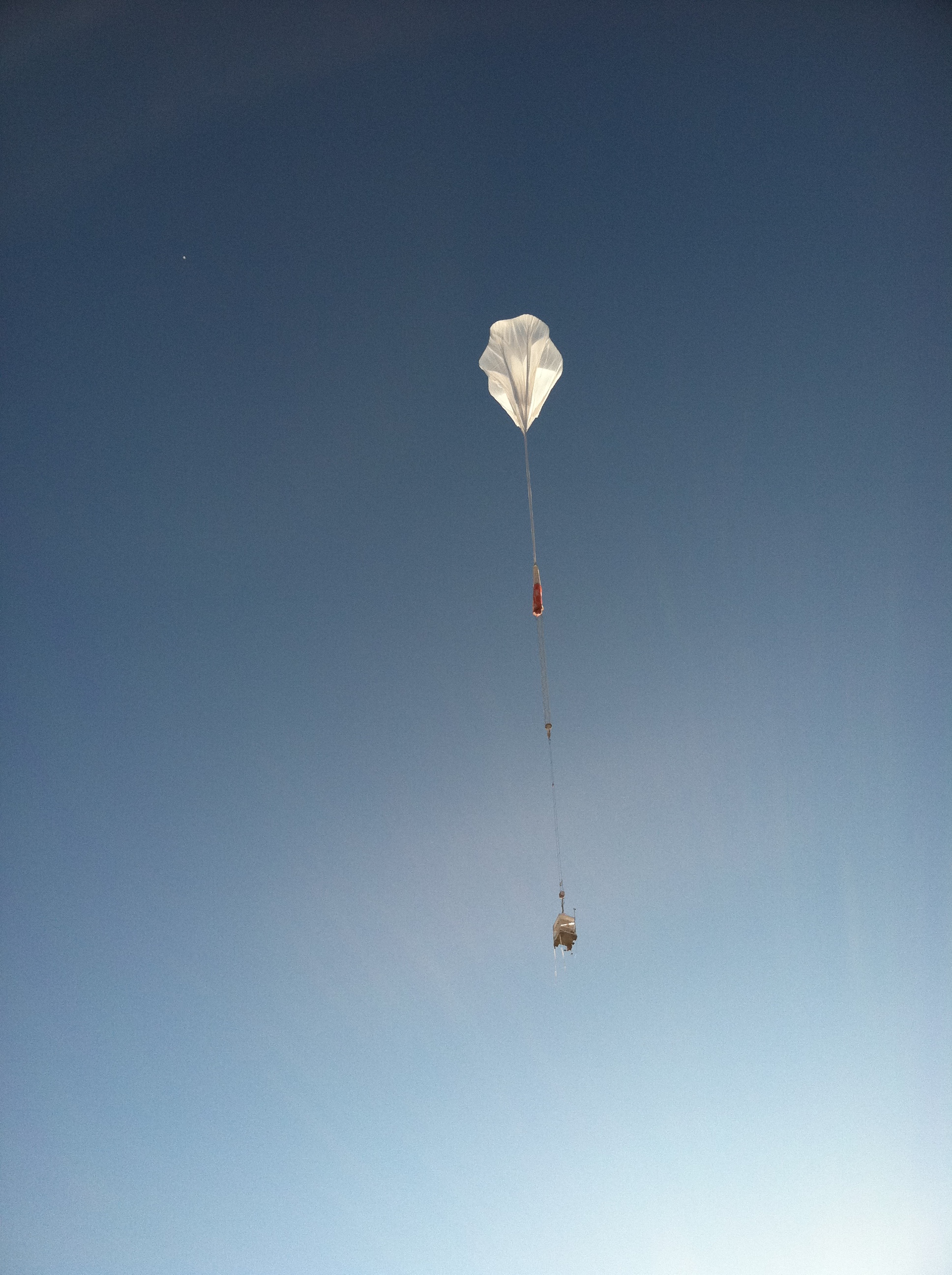 Balloon Launch from NM