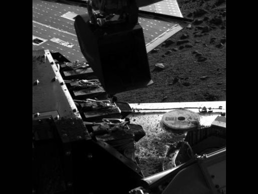 nasa phoenix lander - photo #38