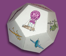 NASA Learning Objects: Flight Ball icon