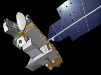 Aura Spacecraft Image