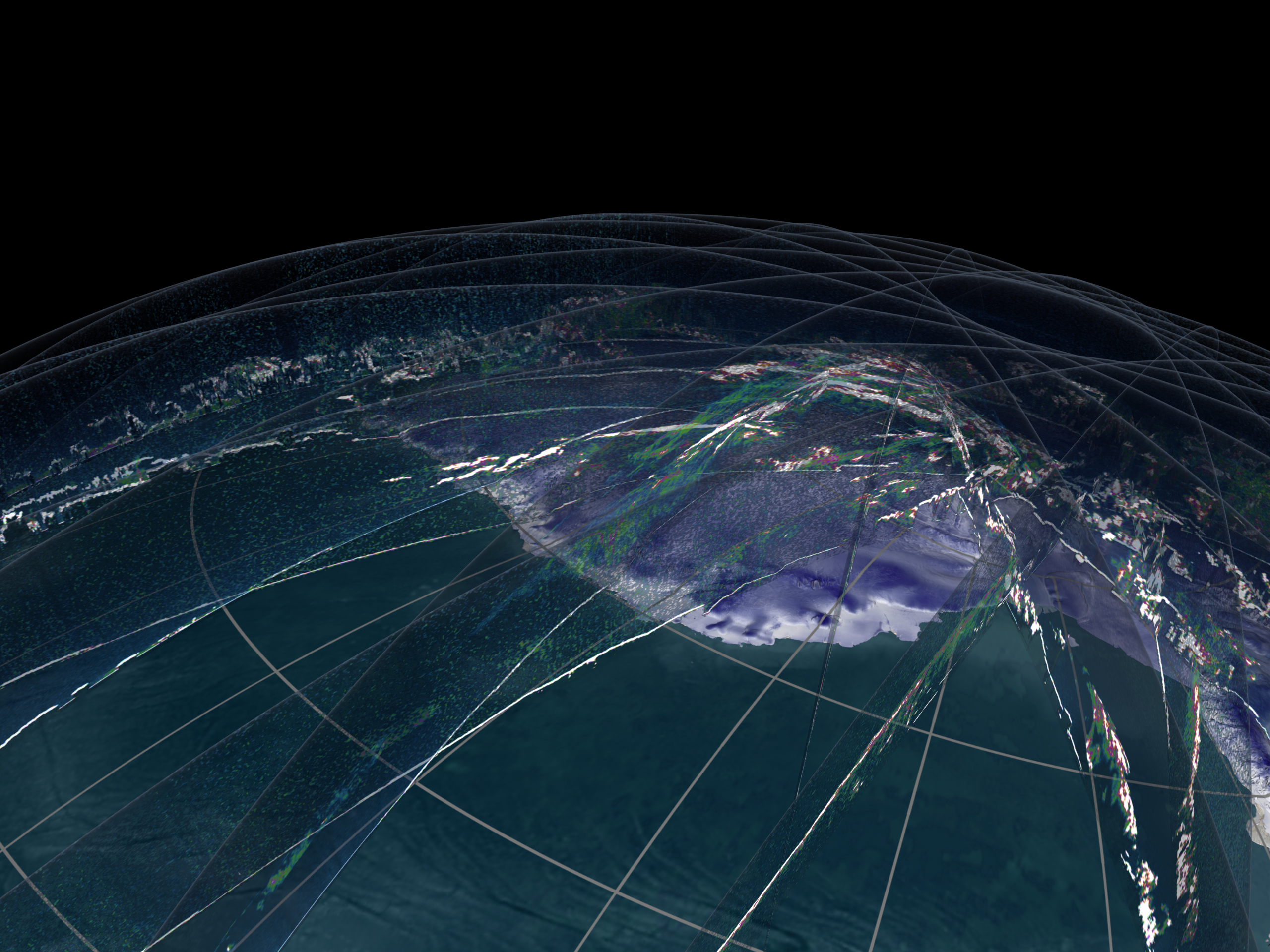 NASA NASAs ICESat Satellite Sees Changing World Affecting Many - Live earth satellite