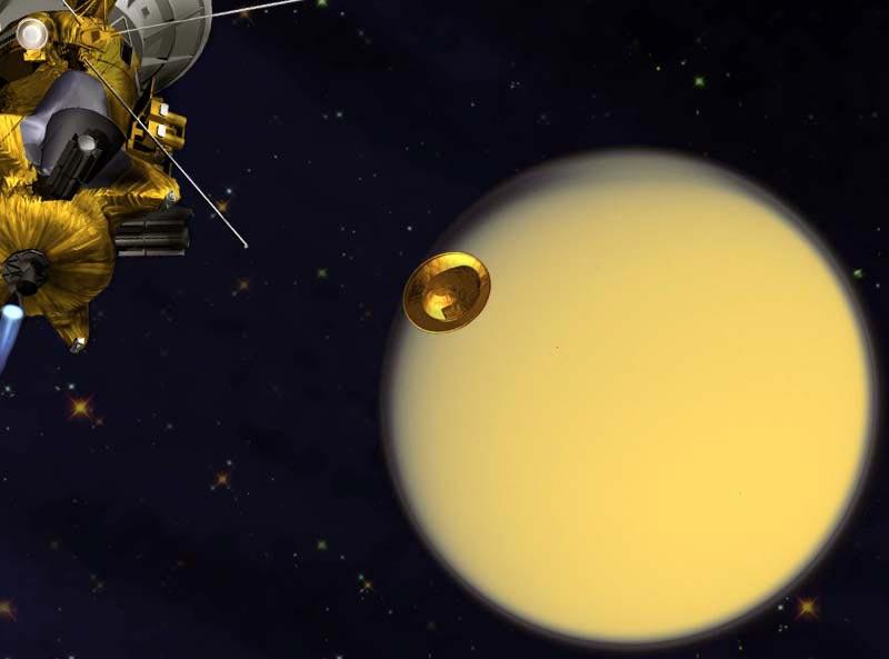 NASA - Cassini Mission Status Report