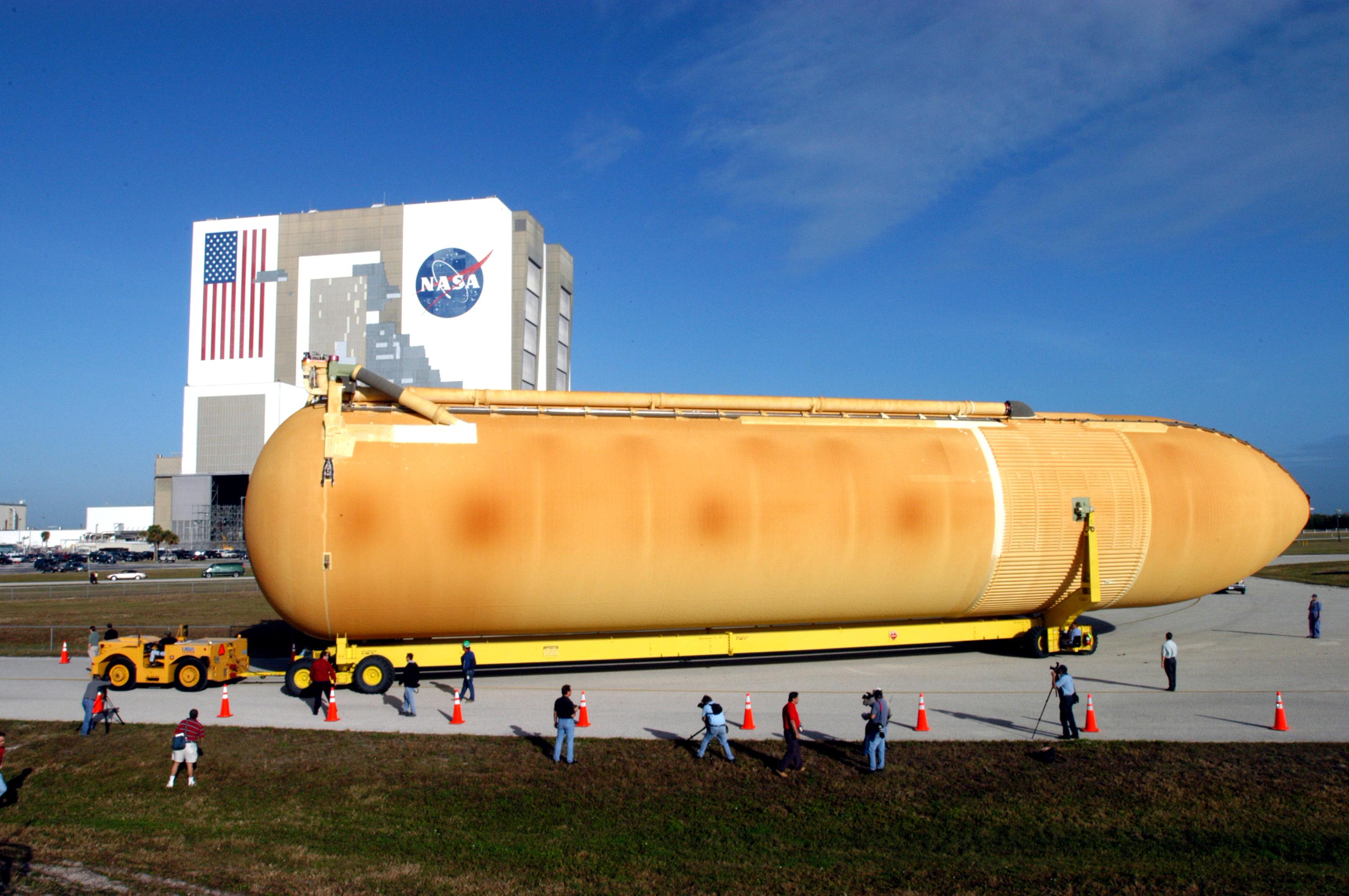 space shuttle external tank - photo #32