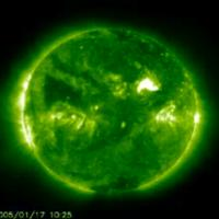 A full view of the solar activity