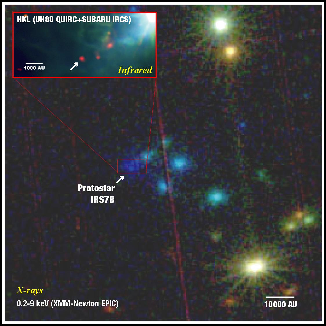real protostar astronomy - photo #34