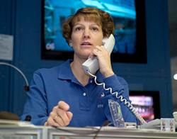 STS-114 Commander Eileen Collins
