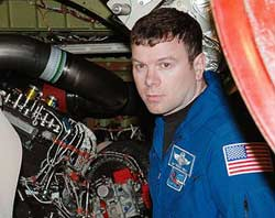 STS-114 Pilot James Kelly