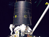 Capture of Intelsat VI