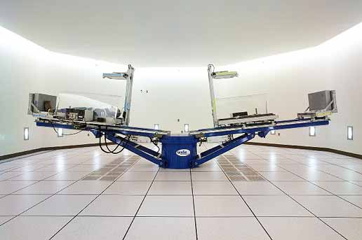 NASA - Short Radius Centrifuge