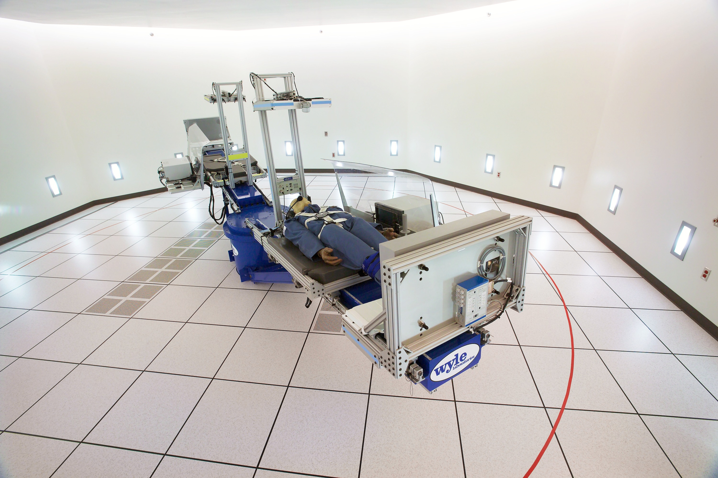NASA Artificial Gravity Test (page 2) - Pics about space