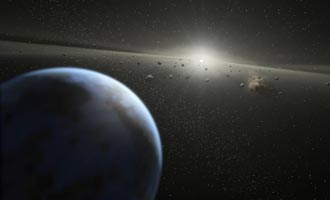 ELL Literacy with NASA: Alien Asteroids