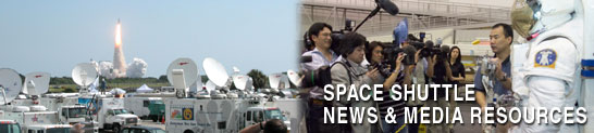 Shuttle News and Media Resources