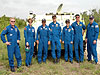 STS-114 Crew Participates in M-113 Training