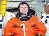 Mission Specialist Andrew Thomas