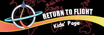 STS-114 Mission Patch with words Return to Flight Kids' Page