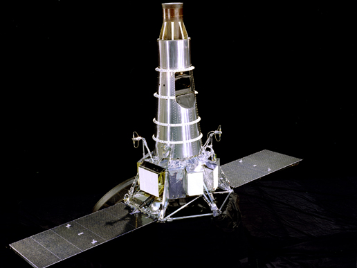 Ranger Spacecraft Dimensions - Pics about space