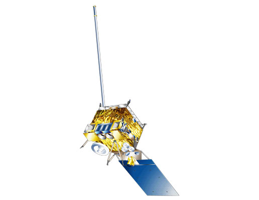 GOES-N Spacecraft