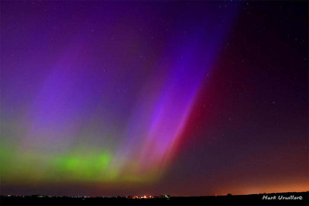 NASA - Northern Light Show