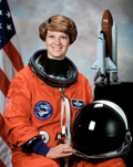 Portrait of Commander Eileen Collins