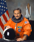 Portrait of Mission Specialist Charles Camarda