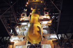 Tank and boosters are mated in the VAB