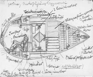 von Braun sketch