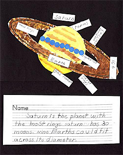 saturn essay Saturn essays saturn is the sixth planet in our solar system and is the second largest planet the only planet larger then saturn is jupiter saturn is commonly noted.