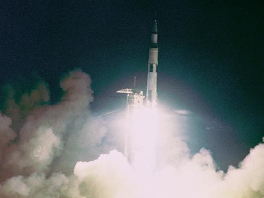 where did apollo 17 launch - photo #11
