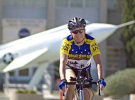NASA - NASA Engineer Competes in Ultimate Cycling Challenge